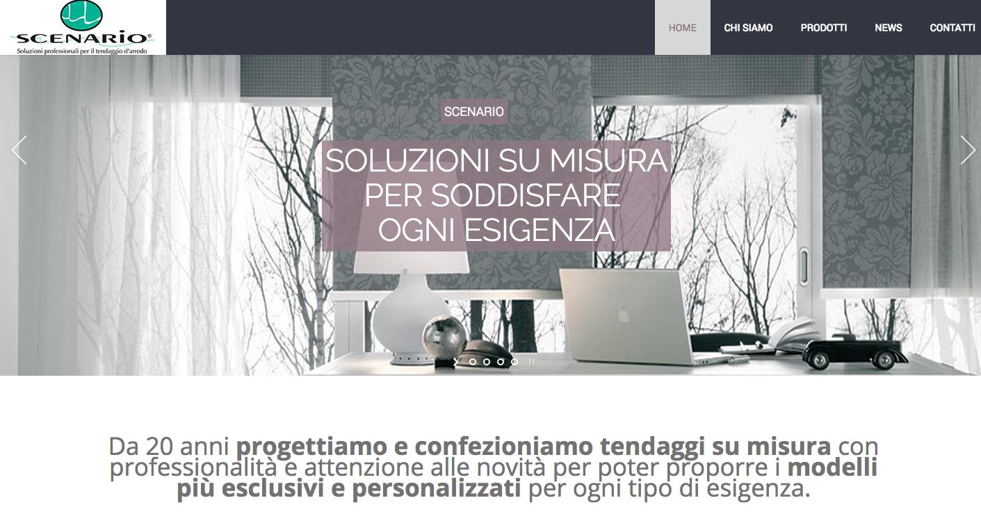 Il nuovo sito di Scenario è online.